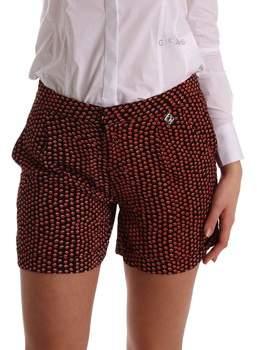 Gaudì Jeans Shorts 73BD25209 Shorts Frauen Schwarz