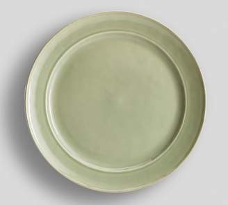 Pottery Barn Cambria Dinner Plate - Celadon