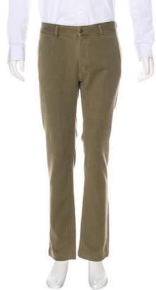 Massimo Alba Twill Slim Pants