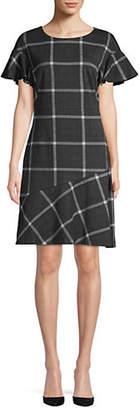Lauren Ralph Lauren Plaid Fit-and-Flare Dress