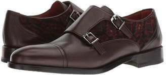 Etro Corduroy Monk Men's Shoes