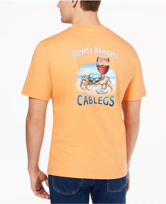 Tommy Bahama Men's Cab Legs Graphic-Print T-Shirt
