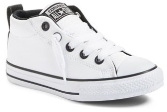 Boy's Converse Chuck Taylor All Star Mid High Sneaker $44.95 thestylecure.com