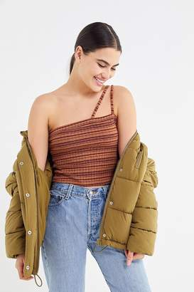 Project Social T One-Shoulder Tube Top