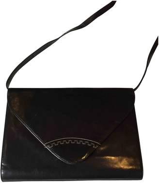 006f26428345 Bally Black Leather Clutch Bag