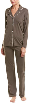 Cosabella Holiday 2Pc Pajama Pant Set