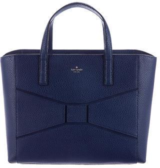 Kate SpadeKate Spade New York Pebbled Leather Handle Bag