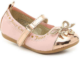 dfd53d4118 Juicy Couture Lil Monterey Toddler Mary Jane Flat - Girl s