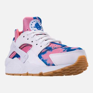 Nike Women's Huarache Run Print Casual Shoes