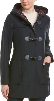 Brooks Brothers Wool-Blend Coat