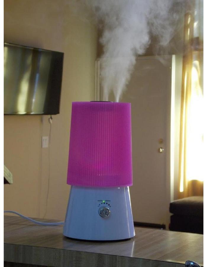 Canary Pink World Humidifier