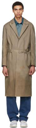 MACKINTOSH Alyx Beige Edition Formal Coat
