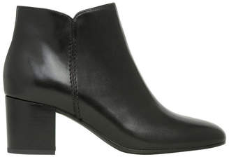 Black Calf Boot