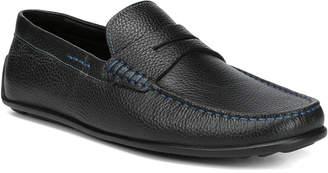 Donald J Pliner Igor Leather Driving Loafer