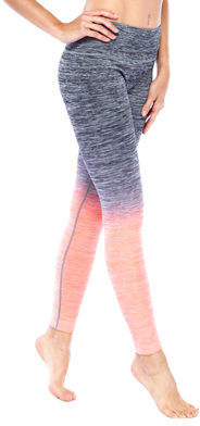 Electric Yoga Faded Space-Dye Leggings