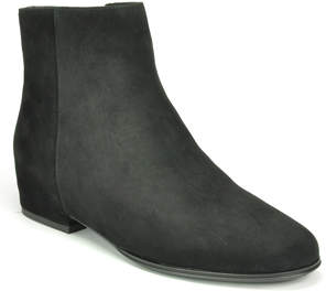 Footnotes Glenda - Suede Wedge Bootie