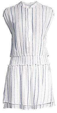 Rails Women's Angelina Striped Mini Dress