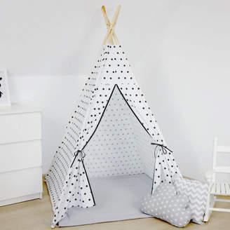 Grattify Kids Stars Play Teepee Tent