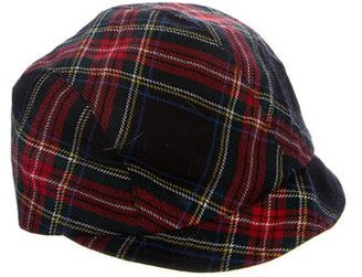 3a17a302 Eugenia Kim Plaid Newsboy Cap