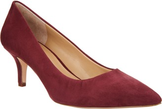 G.I.L.I. Got It Love It G.I.L.I. Pointed Toe Mid-heel Pumps - Georgette