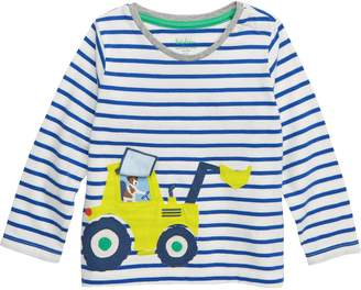 Boden Mini Big Applique T-Shirt