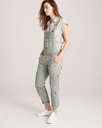 Abercrombie & Fitch Chino Overalls