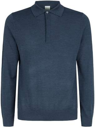 Paul Smith Merino Wool Lightweight Top