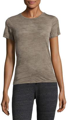 Alternative Apparel Burnout Crewneck T-Shirt