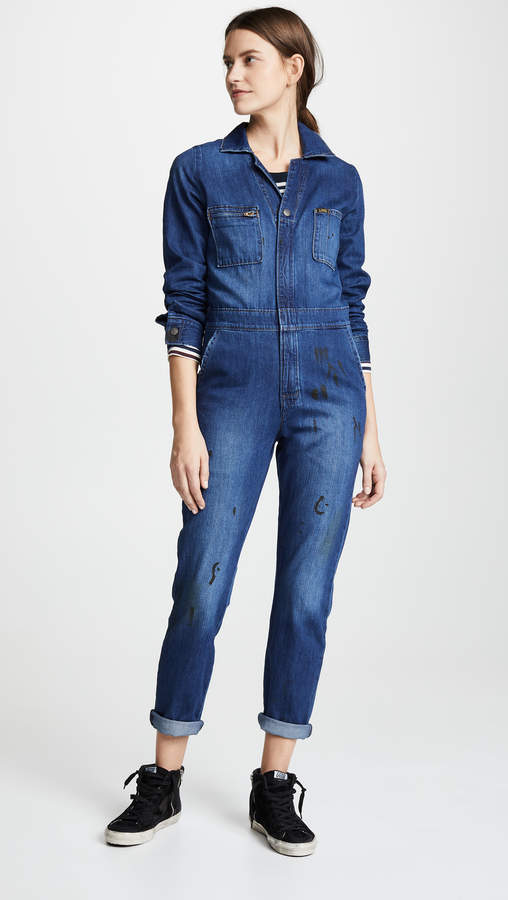 Vintage Modern Union All Overalls