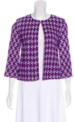 St. John Knit Long Sleeve Jacket