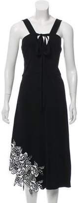 No.21 No. 21 Sleeveless Knee-Length Dress w/ Tags