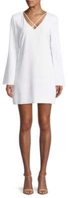 Ramy Brook June Bell Sleeve Shift Dress