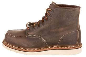 Red Wing Shoes Leather Chukka Boots w/ Tags
