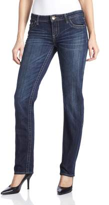 KUT from the Kloth Women's Stevie Straight Leg Jean