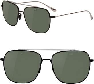 5e6232355f1 Vuarnet Swing 58mm Polarized Navigator Sunglasses