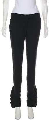 Thomas Wylde Low-Rise Skinny Pants w/ Tags Black Low-Rise Skinny Pants w/ Tags