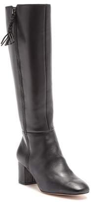 Enzo Angiolini Preeda Leather Knee-High Boot