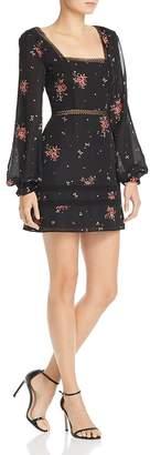 Show Me Your Mumu Helen Floral Print Dress