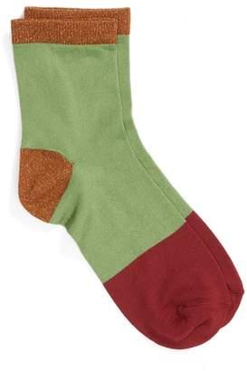 Happy Socks HYSTERIA BY Liza Ankle Socks