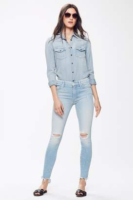 Mother Looker Ankle Jean