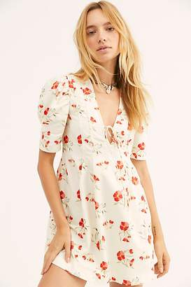 Free People Adelle Printed Tunic