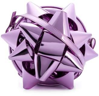 MM6 MAISON MARGIELA gift bow shoulder bag