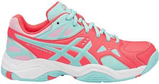 Asics Gel Netburner 18 Girls Netball Shoes Pink / Aqua US 7