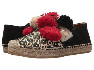 Etro Pom Pom Espadrille Women's Shoes