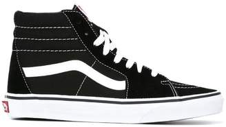 Vans hi-top sneakers