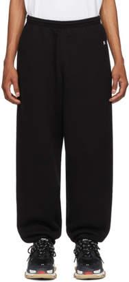Balenciaga Black B Lounge Pants