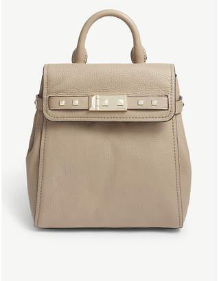 MICHAEL Michael Kors Michael Kors Truffle Beige Addison Small Leather Backpack