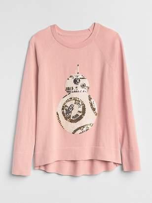 Gap GapKids | Star Wars Sequin Graphic Sweater