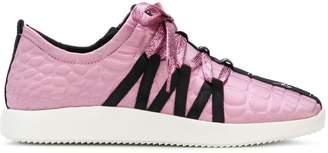 Giuseppe Zanotti Design textured sneakers