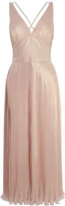 Karen Millen Metallic Maxi Dress
